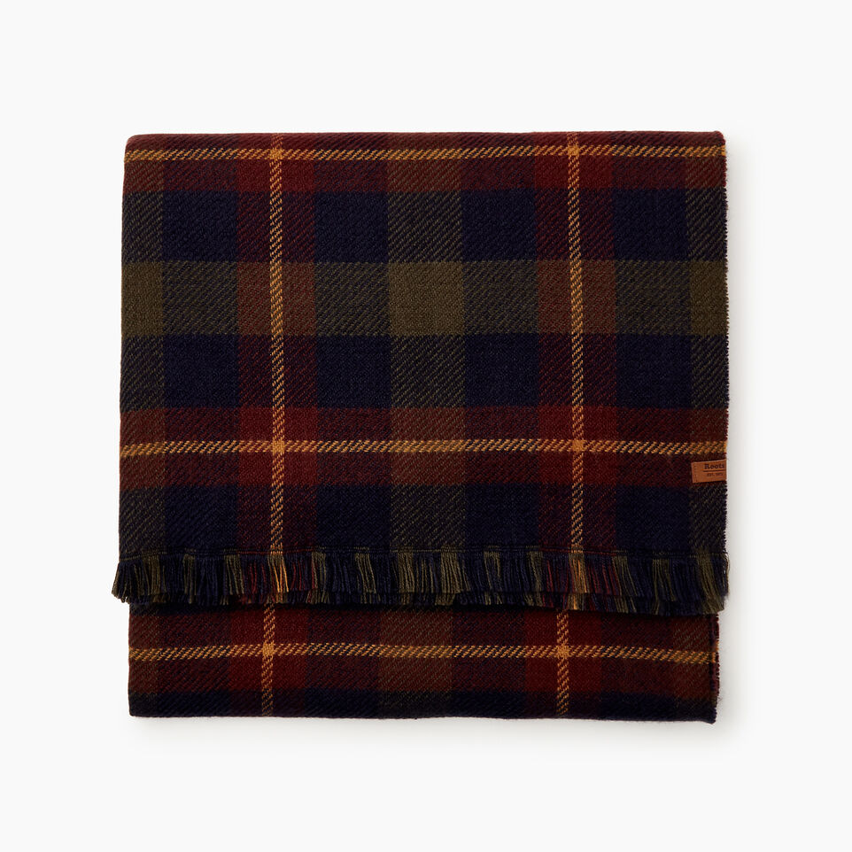 Roots-Women Categories-Cumberland Scarf-Navy-B
