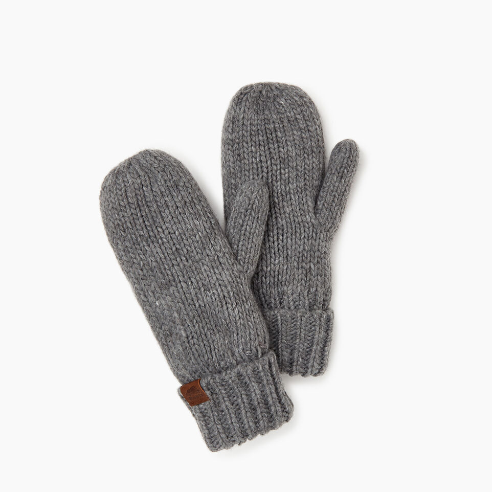 Roots-Women Our Favourite New Arrivals-Olivia Mitt-Grey Mix-A