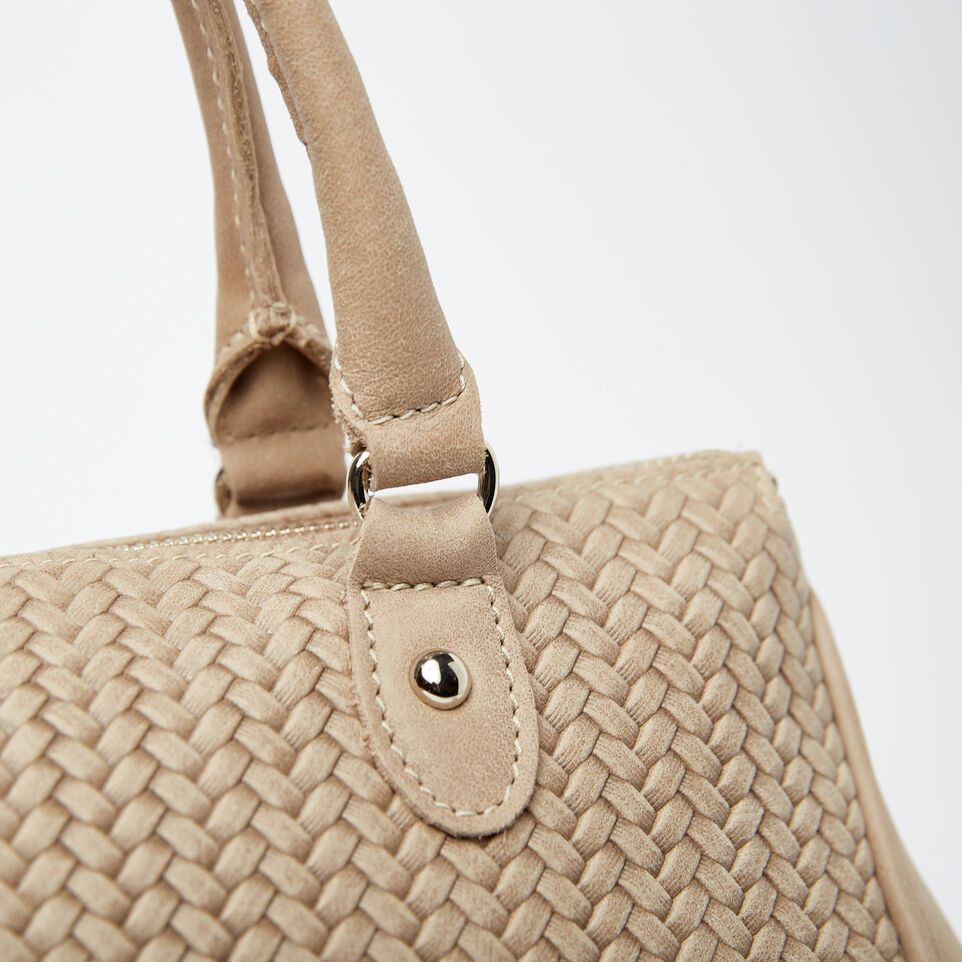 27a59cdcaf Small Grace Bag Woven Tribe. Roots-Women Shoulder ...