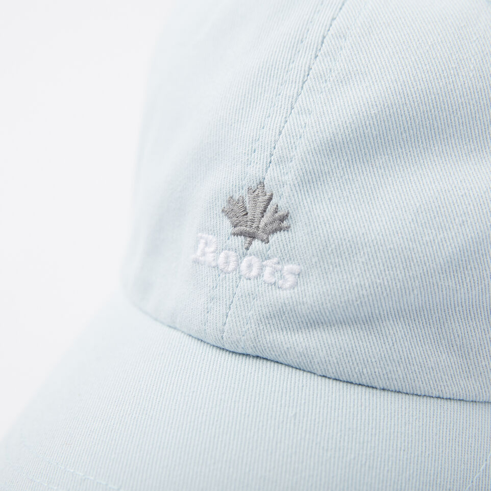 Roots-undefined-Cooper Roots Leaf Baseball Cap-undefined-D
