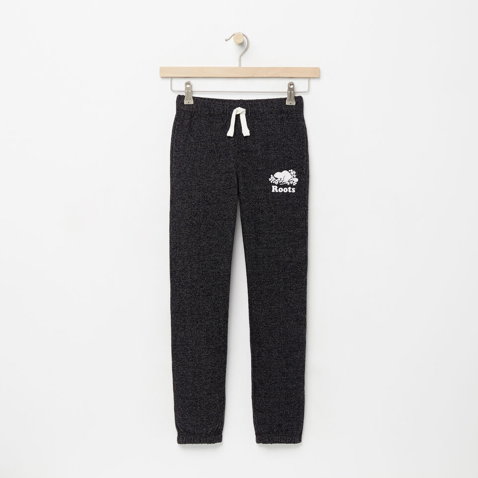Roots-undefined-Girls Original Roots Sweatpant-undefined-A
