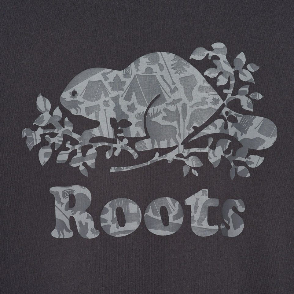 Roots-undefined-Mens Cooper Camp Fill T-shirt-undefined-D