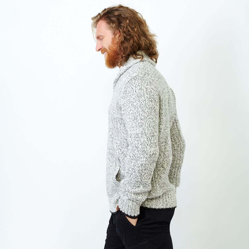Roots-Men Our Favourite New Arrivals-Snowy Fox Zip Cardigan-Snowy Fox-C