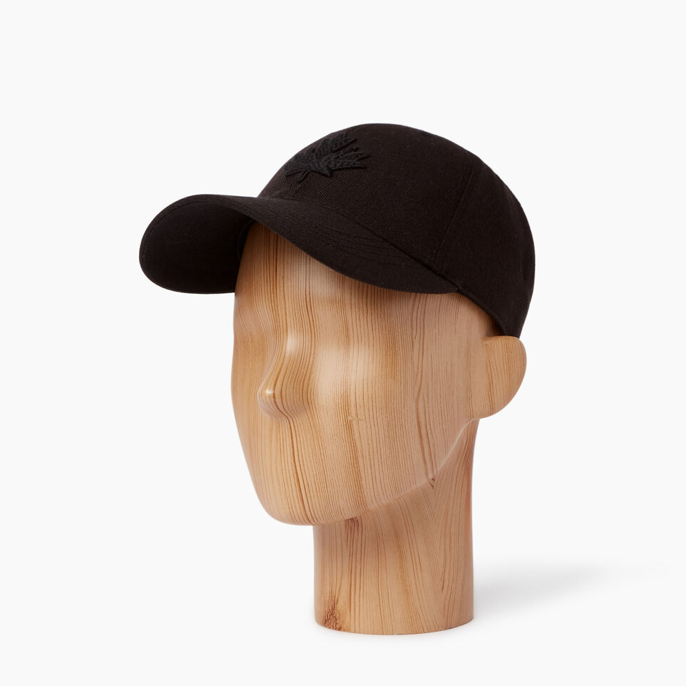 Roots-undefined-Modern Leaf Baseball Cap-undefined-B