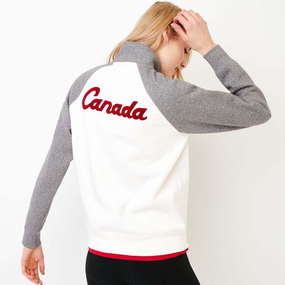 Roots-undefined-Womens Canada Zip Stein-undefined-D
