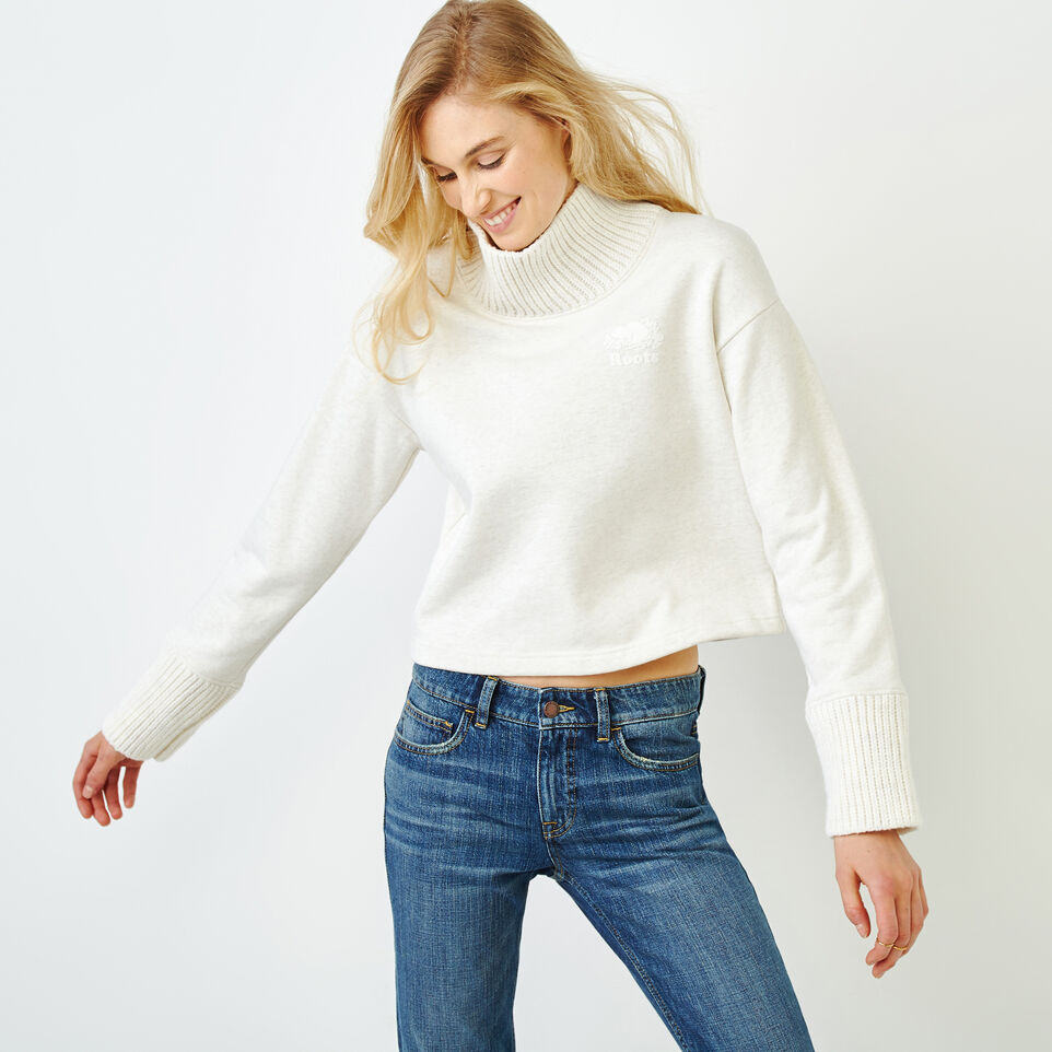 Roots-undefined-Mix and Match Turtleneck Sweatshirt-undefined-A