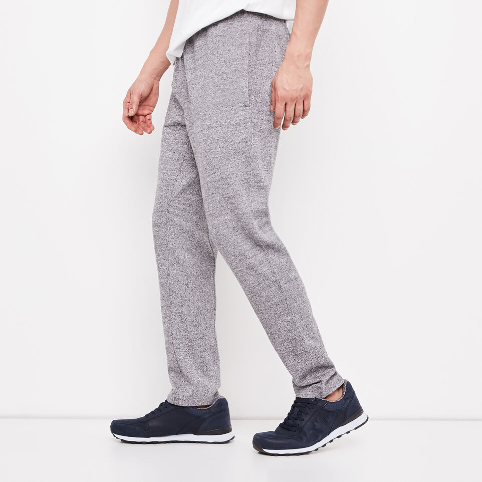 Roots-undefined-Roots Salt and Pepper Slim Cropped Pant-undefined-B