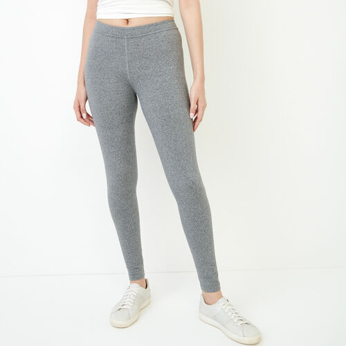 Roots-Women Our Favourite New Arrivals-Essential Legging-Salt & Pepper-A
