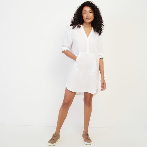 Roots-Women Dresses & Jumpsuits-Lorelei Dress-White-A