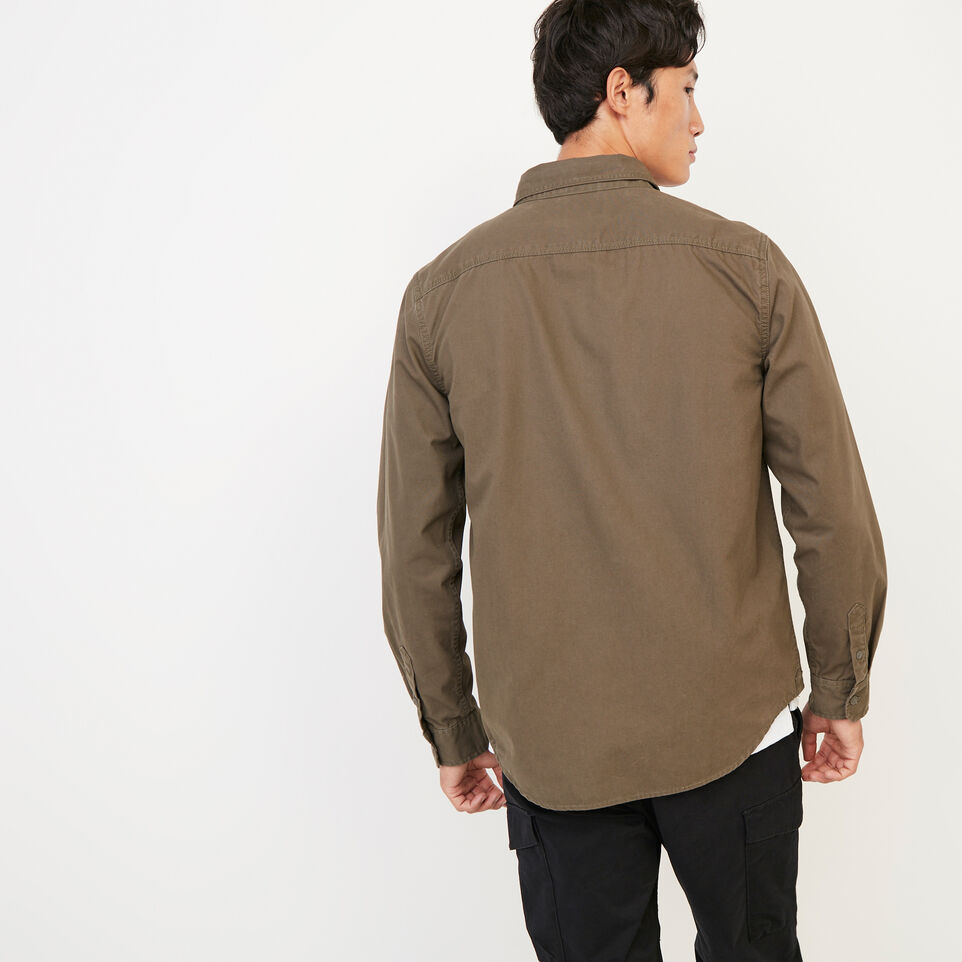 Roots-undefined-Heatley Long Haul Shirt-undefined-D