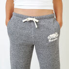 Roots-Sweats Sweatpants-Original Slim Cuff Sweatpant-Salt & Pepper-E