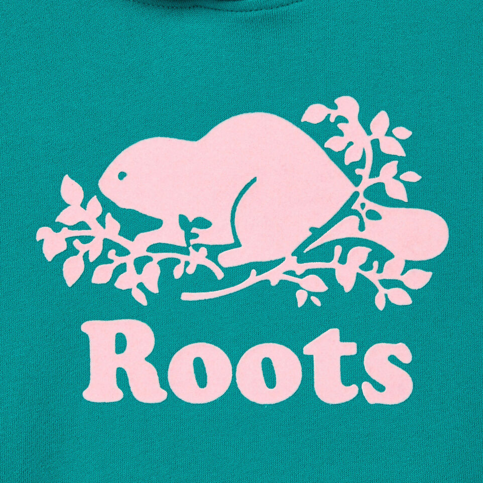 Roots-Kids Our Favourite New Arrivals-Girls Original Kanga Hoody-Dynasty Turquoise-C