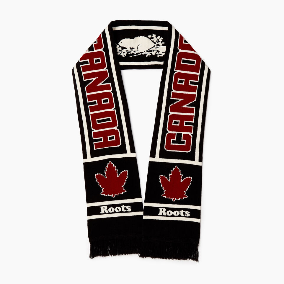 Roots-undefined-Roots Canada Scarf-undefined-D