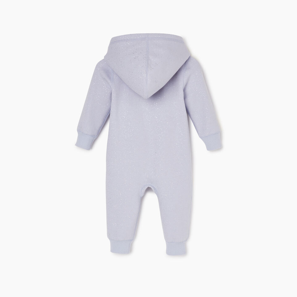 Roots-undefined-Baby Sparkle Cozy Fleece Romper-undefined-B