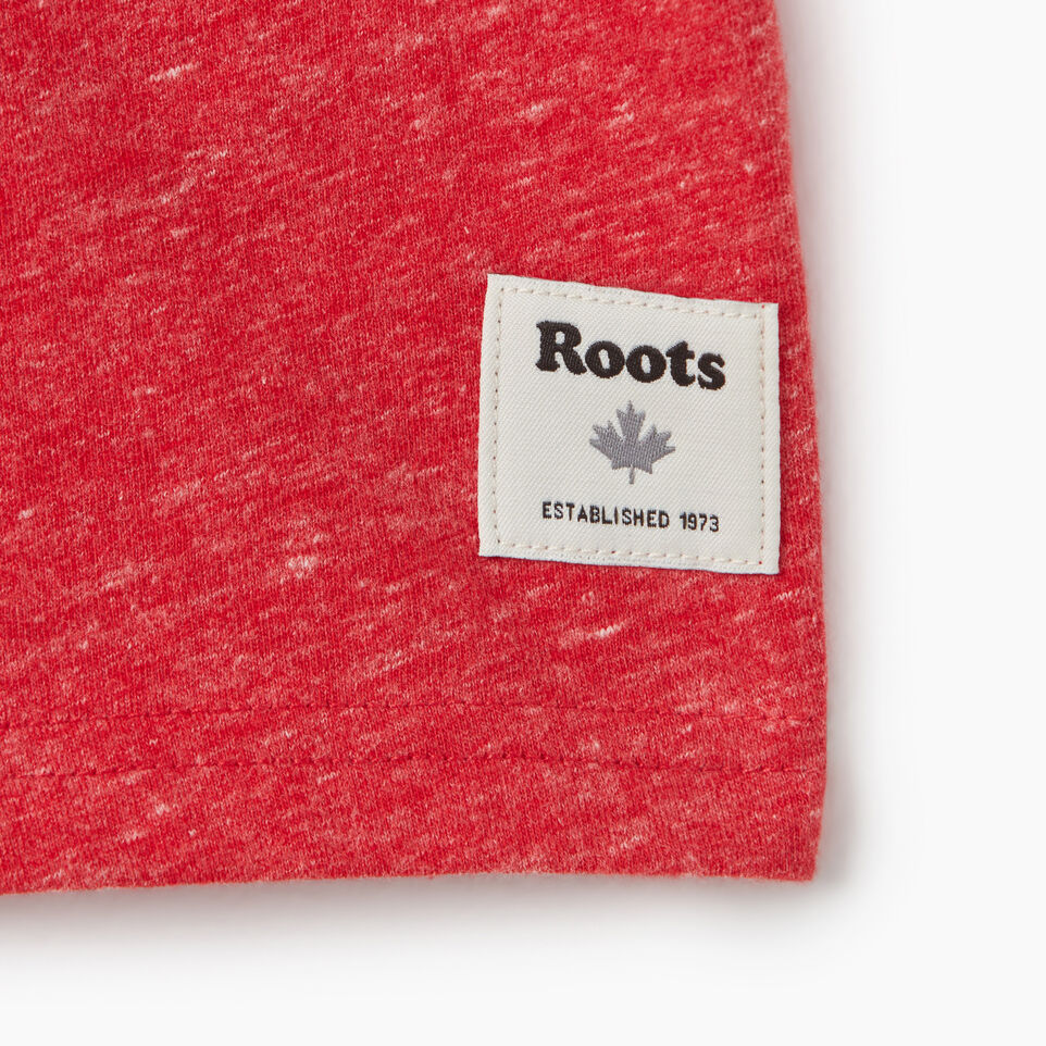 Roots-undefined-Boys Super Cooper T-shirt-undefined-D