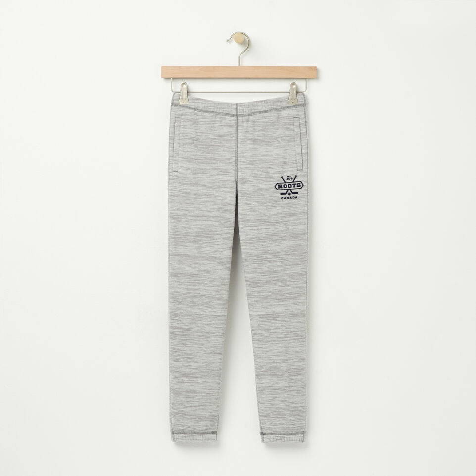 Roots-undefined-Boys Nordic Slim Sweatpant-undefined-A