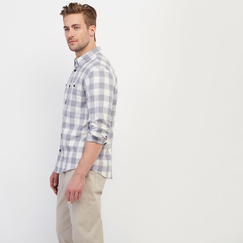 Roots-undefined-Lightweight Park Plaid Shirt-undefined-C
