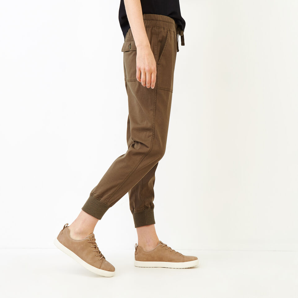 Roots-Women Our Favourite New Arrivals-Essential Jogger-Fatigue-C