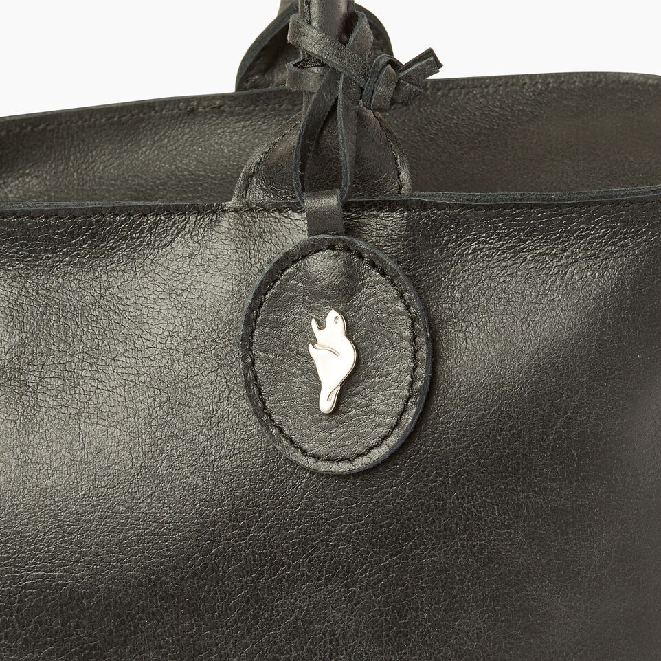 Roots-Leather  Handcrafted By Us Our Favourite New Arrivals-Mont Royal Tote-undefined-E