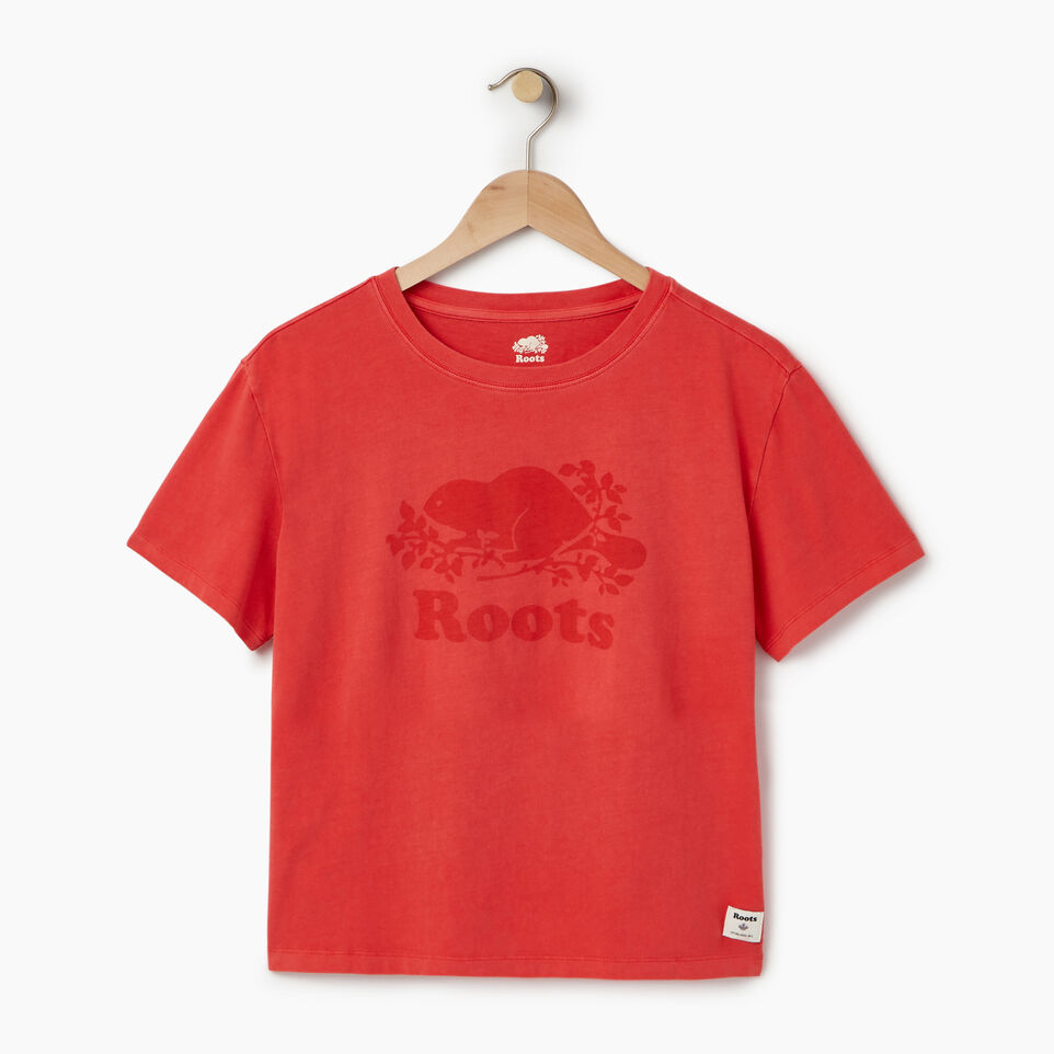 Roots-Women Our Favourite New Arrivals-Womens Sunkissed T-shirt-undefined-A