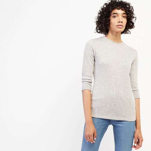 Roots-Sale Tops-Charlotte Top-Grey Mix-A