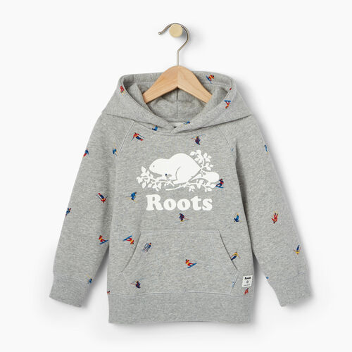 Roots-Kids Our Favourite New Arrivals-Toddler Skier Kanga Hoody-Grey Mix-A