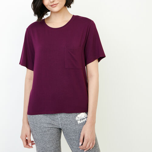 Roots-Women Our Favourite New Arrivals-Newbrook Top-Pickled Beet-A