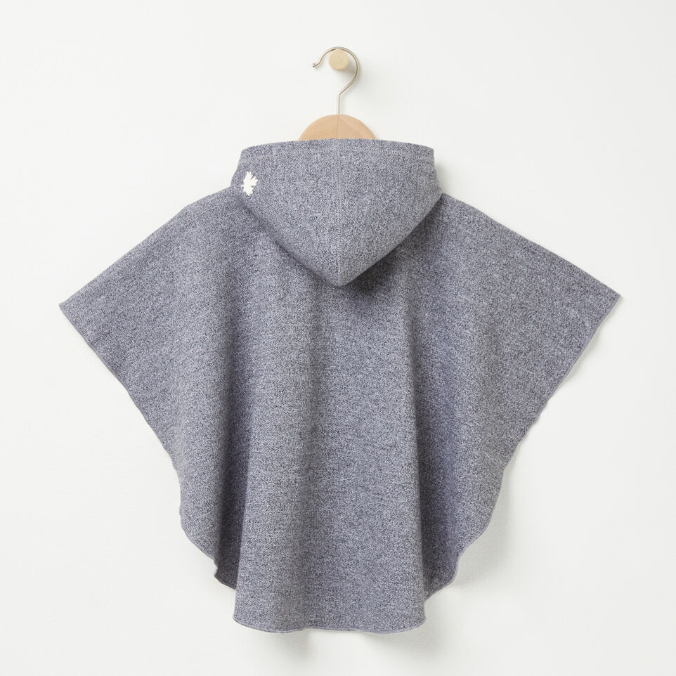 Roots-undefined-Toddler Fleece Poncho-undefined-B