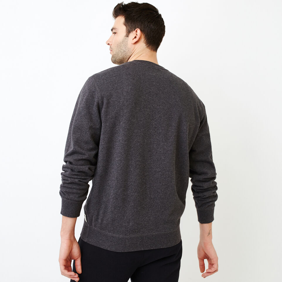 Roots-undefined-Arch Crew Sweatshirt-undefined-D