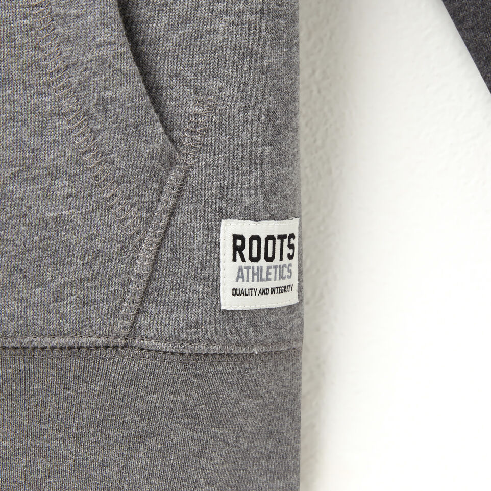 Roots-undefined-Boys Contrast Full Zip Hoody-undefined-D