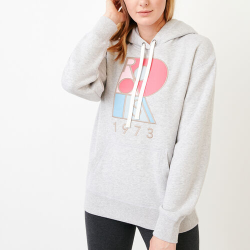 Roots-Women Our Favourite New Arrivals-United Hoody-Snowy Ice Mix-A