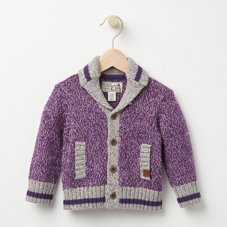 8cde71bd7 Baby Roots Cabin Shawl Cardigan