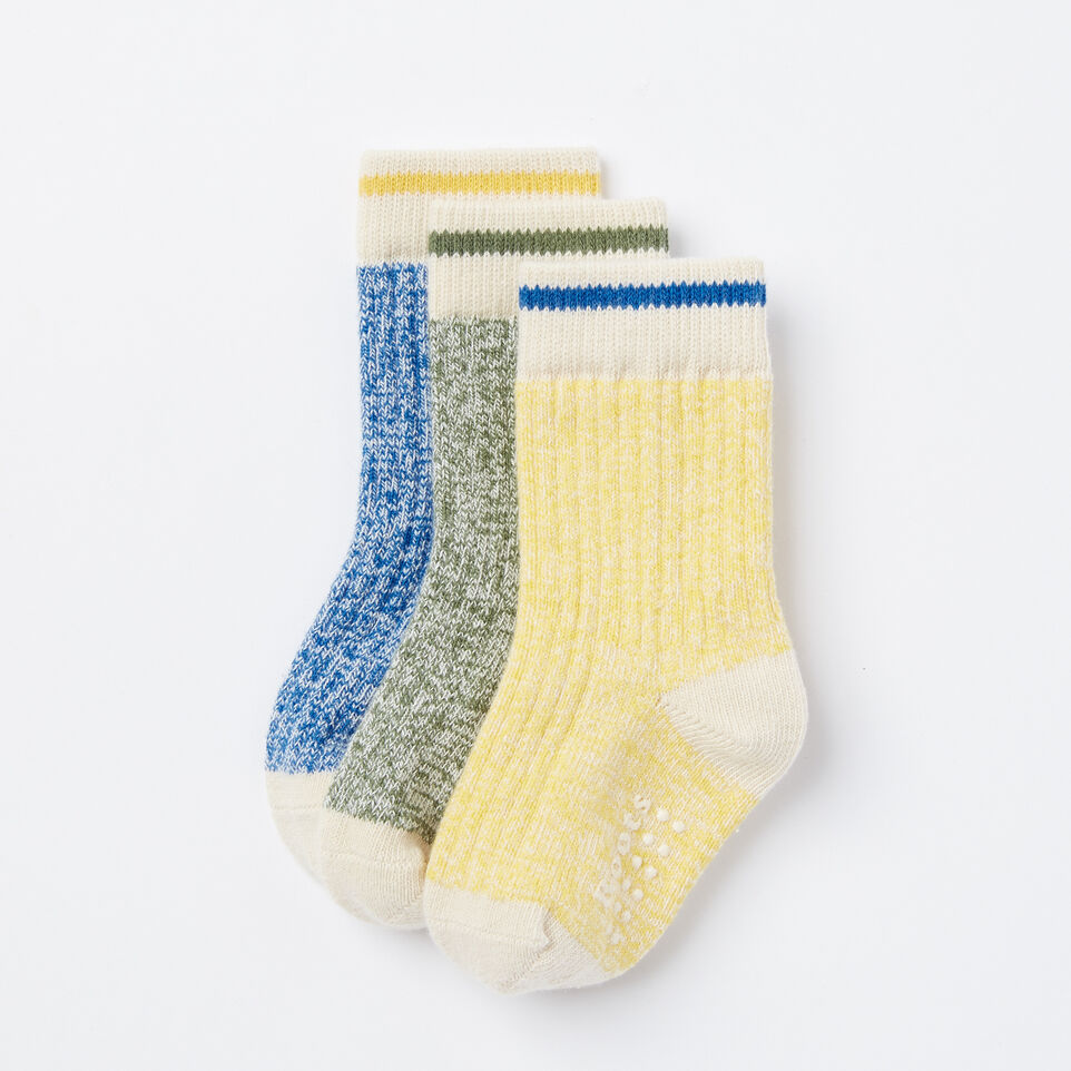 Roots-undefined-Toddler Cabin Sock 3 Pack-undefined-B
