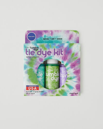Roots-New For This Month Diy Collection-Spring Tie Dye Kit 3 Pack-Multi-A