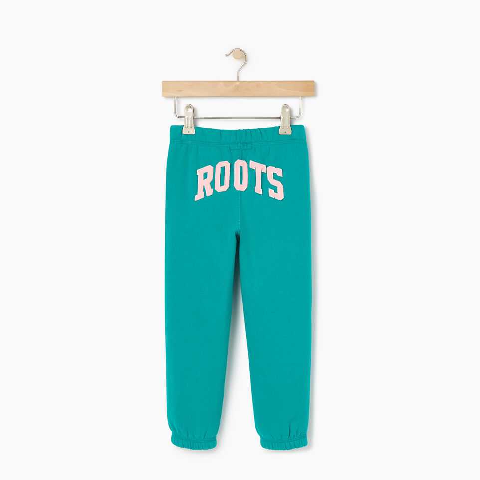 Roots-Kids New Arrivals-Toddler Original Roots Sweatpant-Dynasty Turquoise-B