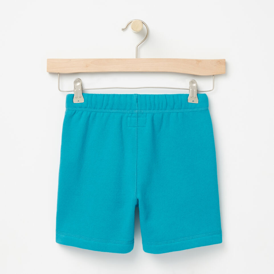 Roots-undefined-Girls Original Athletic Shorts-undefined-B
