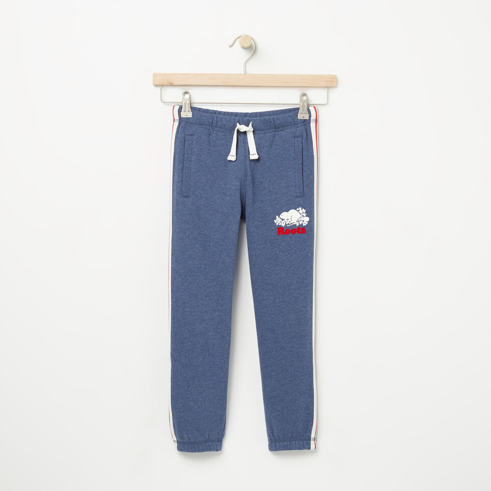 Roots-Boys National Slim Sweatpant
