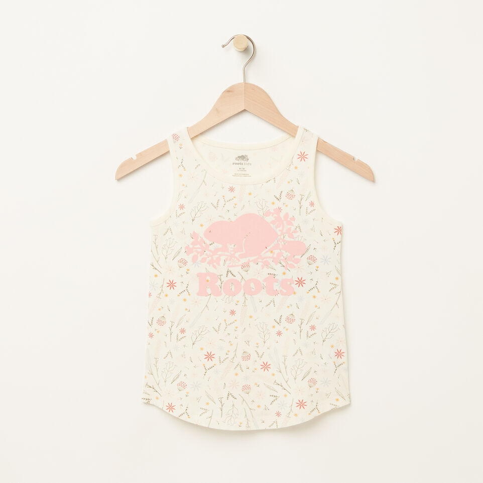 Roots-undefined-Girls Classic Cooper Tank-undefined-A