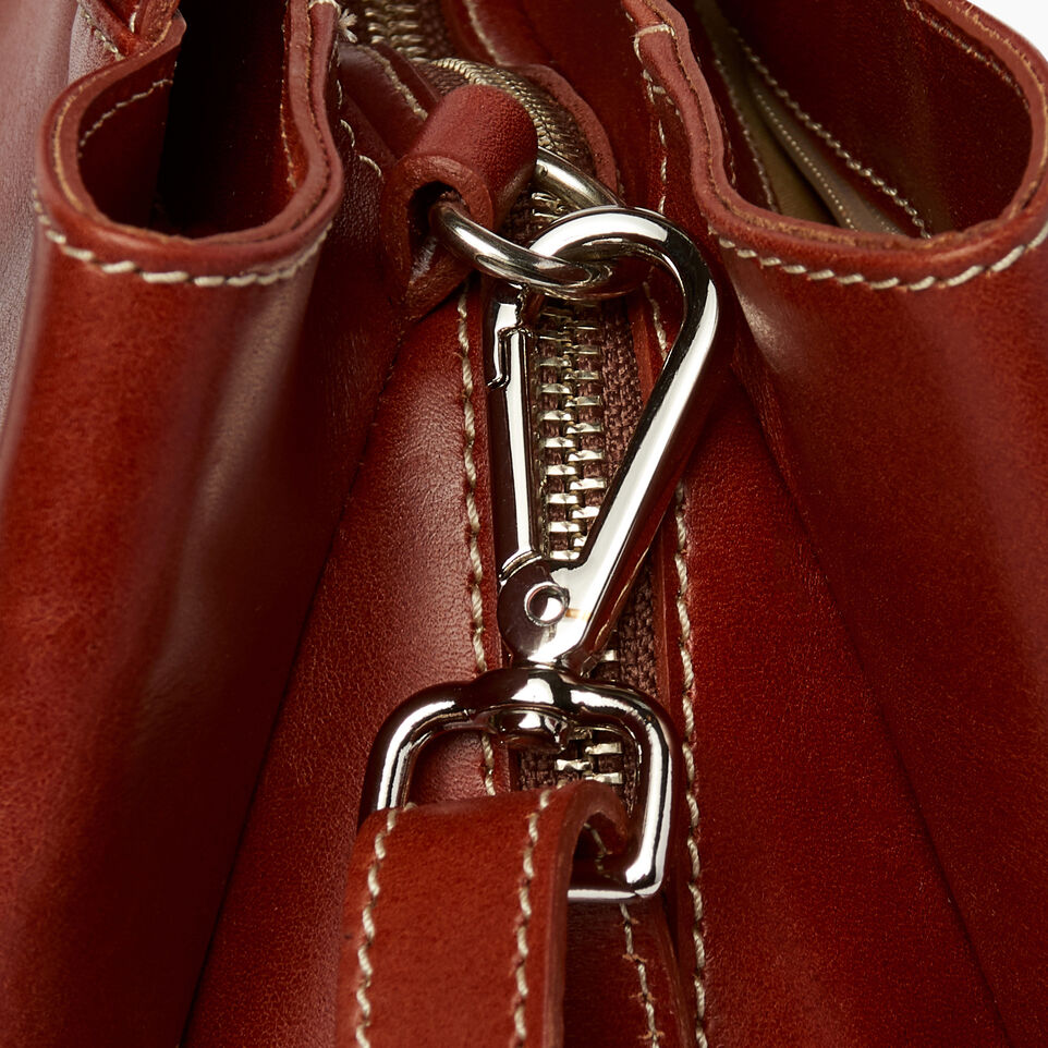 Roots-Leather  Handcrafted By Us Our Favourite New Arrivals-Mont Royal Bag Horween-Cognac-E