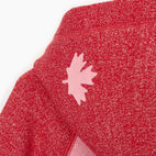Roots-Sale Kids-Girls Roots Cabin Cozy Zip Hoody-Cashmere Rose Pepper-E