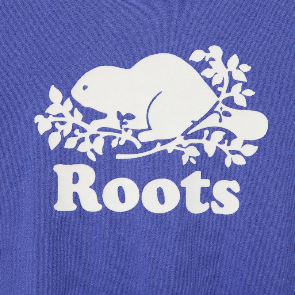 Roots-Kids Our Favourite New Arrivals-Girls Original Cooper Beaver T-shirt-undefined-D