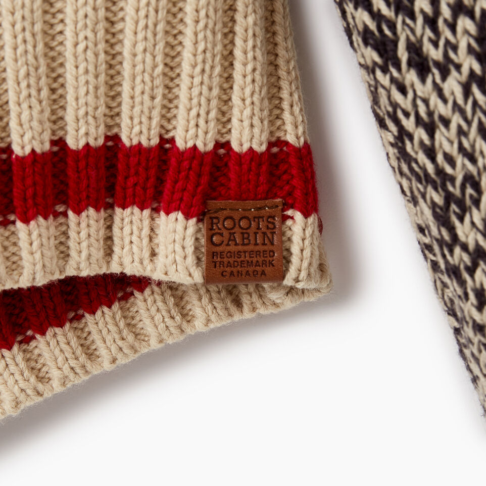 Roots-undefined-Girls Roots Cabin Crop Sweater-undefined-D