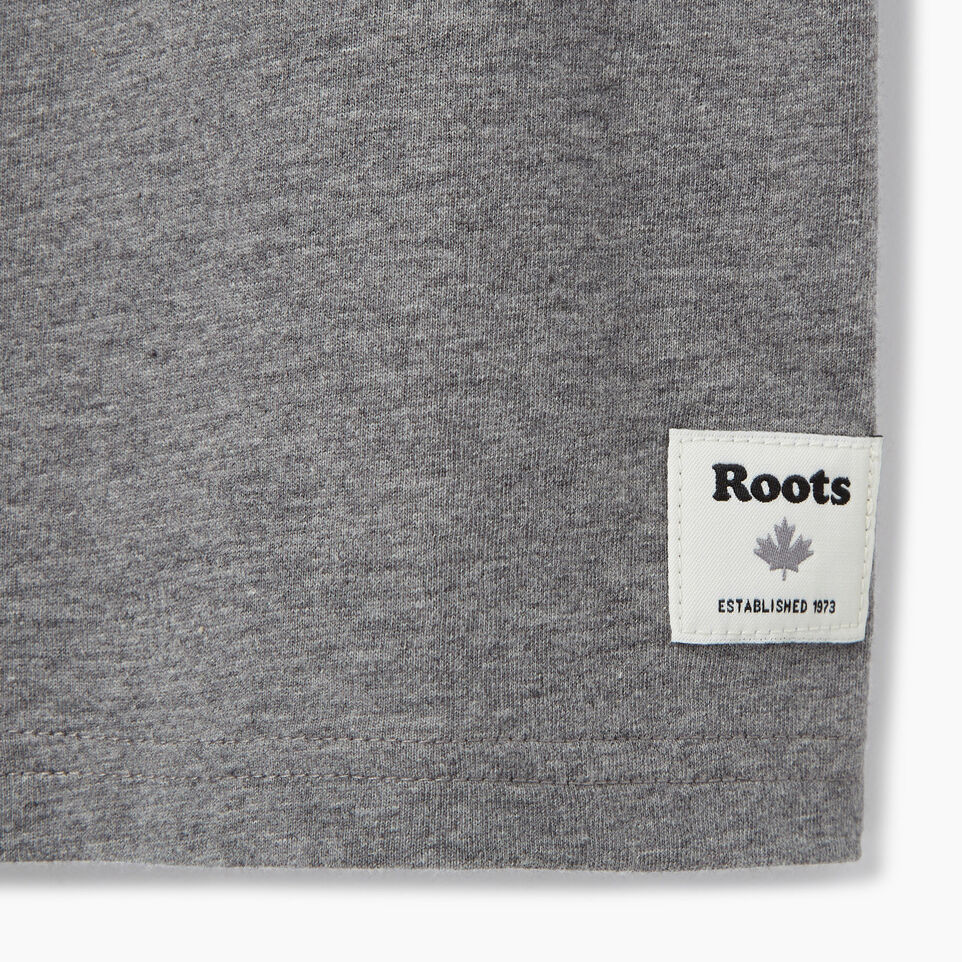 Roots-Kids Our Favourite New Arrivals-Boys Glow-in-the-dark T-shirt-Medium Grey Mix-C