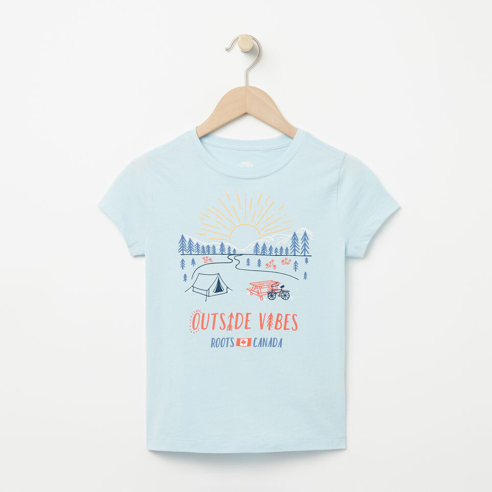 Roots-undefined-Girls Open Air T-shirt-undefined-A