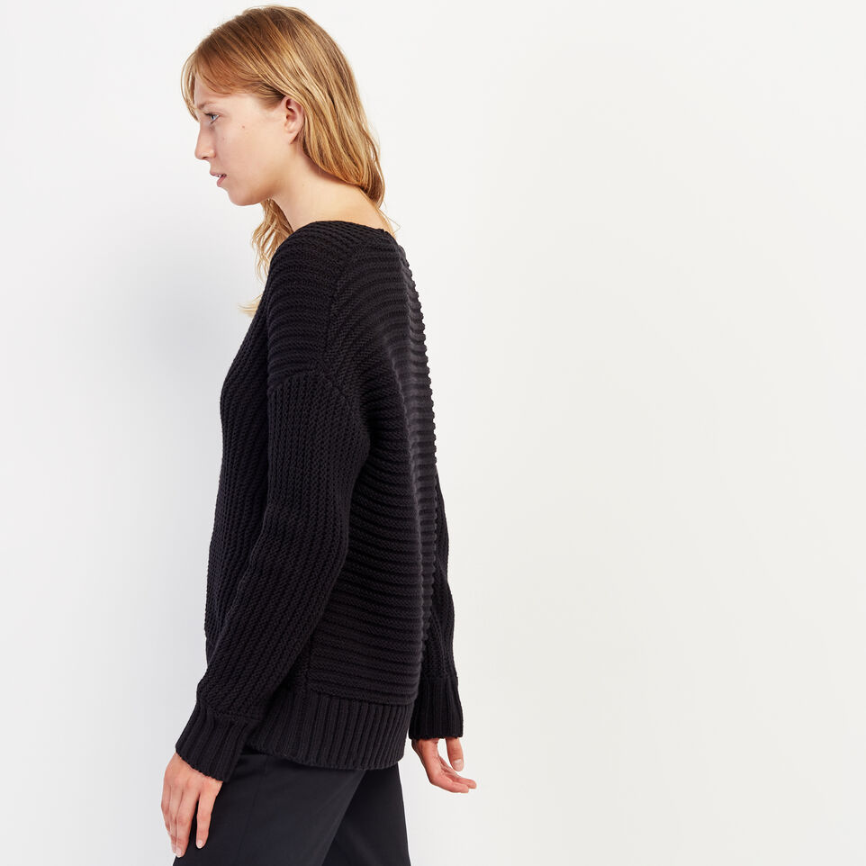 Roots-undefined-Elora V-neck Sweater-undefined-C