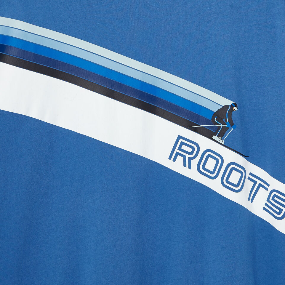 Roots-undefined-Mens Roots Ski T-shirt-undefined-D