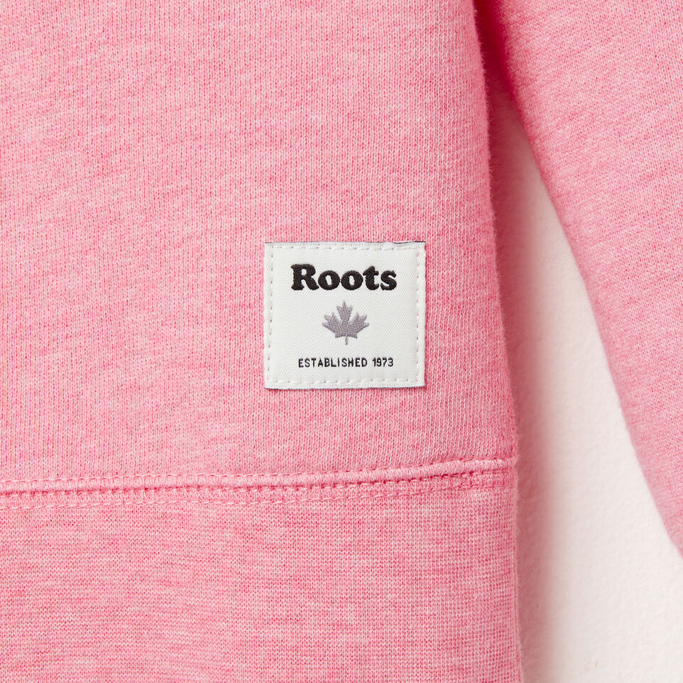 Roots-undefined-Chandail Cooper à col rond pour filles-undefined-C