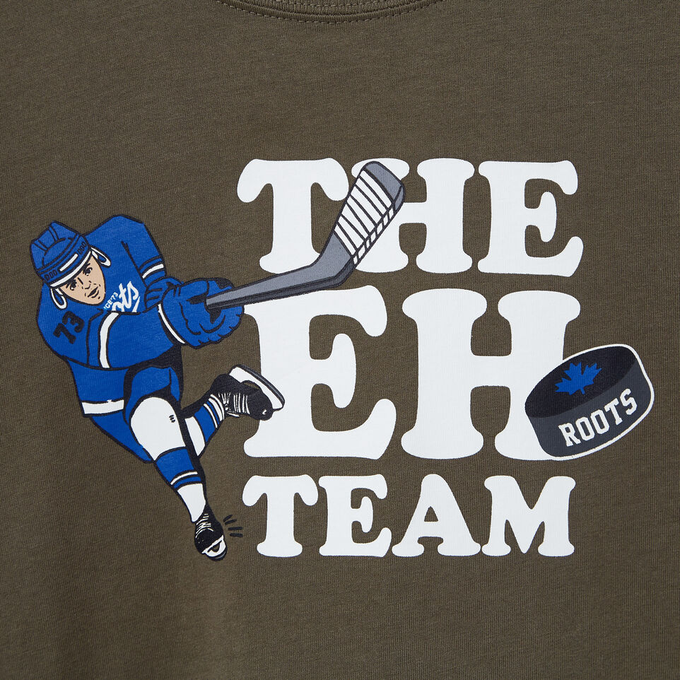 Roots-undefined-Boys Eh Team T-shirt-undefined-D