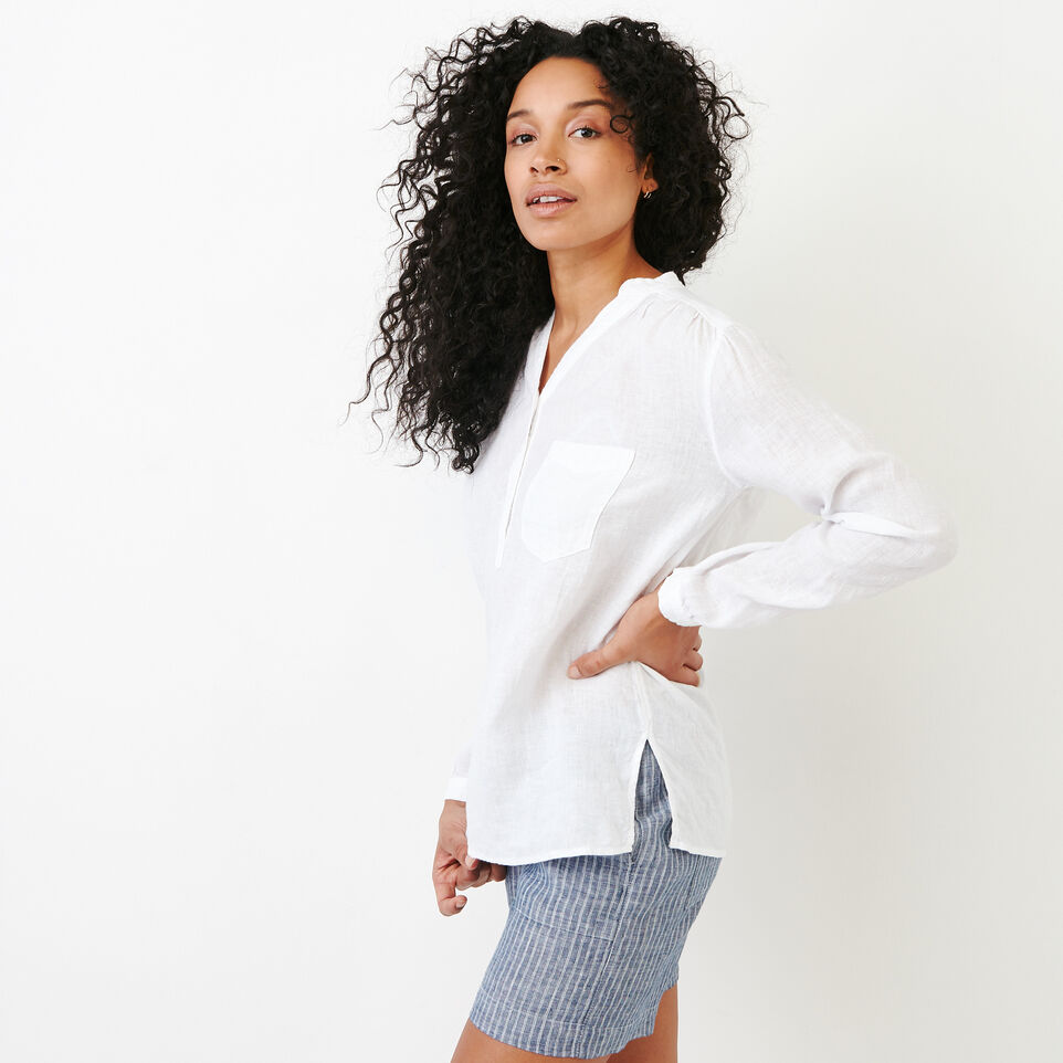 Roots-Women Our Favourite New Arrivals-Camrose Top-White-C
