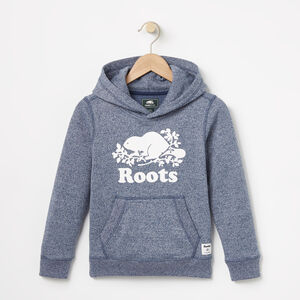 Roots-Kids Sweats-Boys Original Kanga Hoody-Ensign Blue Pepper-A